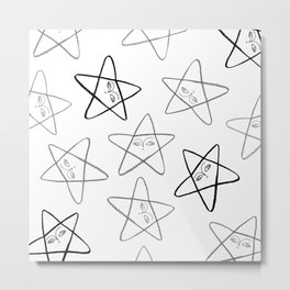 starry III Metal Print