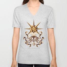 Dark Sun Gwyndolin Unisex V-Neck