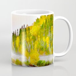 Autumn - Landscape Coffee Mug