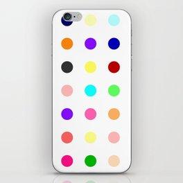 Estazolam iPhone Skin
