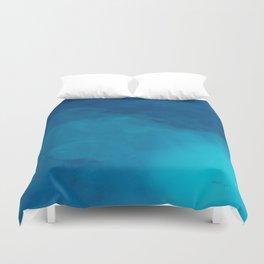 Deep Blue Wonder Duvet Cover