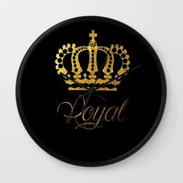 Crown Royal Wall Clock