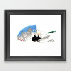'CANADA' PART 1 OF 10* Framed Art Print