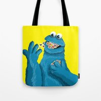 pills Tote Bags featuring Pills, Pills, Pills!!! by Fransisqo82