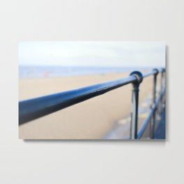 Seaside. Metal Print