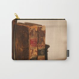 Antique books - ver 2 Carry-All Pouch