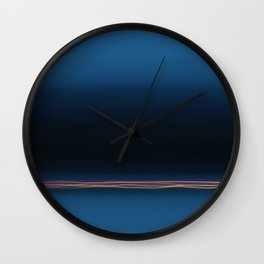 Vermont In Motion Wall Clock
