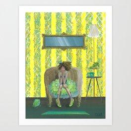 Prom Night Art Print