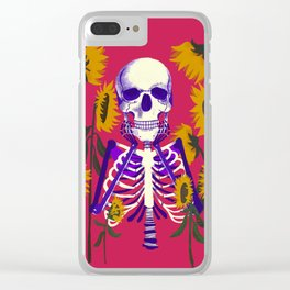 Hysteria Clear iPhone Case