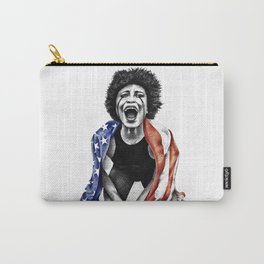 Give me liberty or give me death. Carry-All Pouch