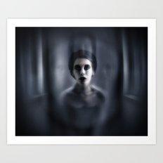 Echo Art Print