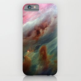 The Orion Gas Clouds iPhone Case