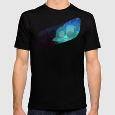 Weightless Black Mens Fitted Tee MEDIUM