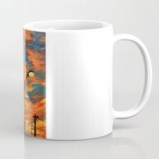 Street Meets Sky  Mug