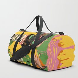 SURREAL KNOWLEDGE Duffle Bag