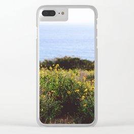 El Matador State Beach Clear iPhone Case
