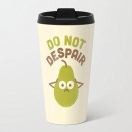 A Fruitful Admonition Travel Mug