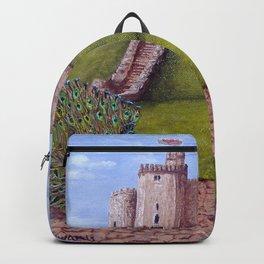 Cardiff Castle Keep Backpack