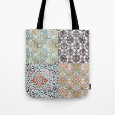 Patterns from South East Asia Tote Bag