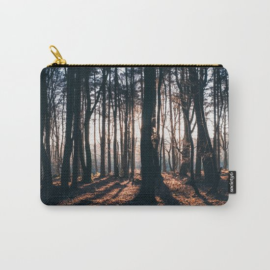 We're All Wild Carry-All Pouch