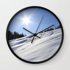 Tincan Wall Clock