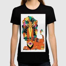 Bauhaus Lion T-shirt