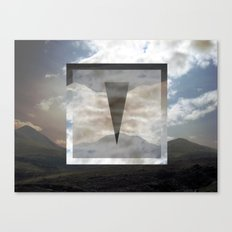 mirrorcell. Canvas Print
