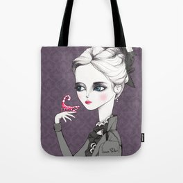 Vanessa Ives Scorpion Tote Bag