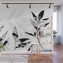 Shadow Play #1 Nature's Best Wall Mural