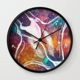 Cosmic Ray Wall Clock