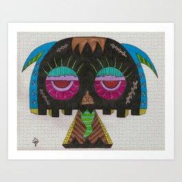 Burpee Art Print