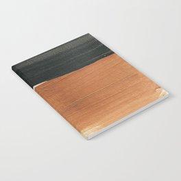 abstract minimal 12 Notebook