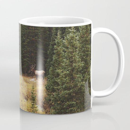 Rocky Mountain Creek Elk Mug