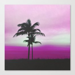 Lauderdale Sunset Canvas Print