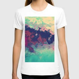 What am I painting? T-shirt