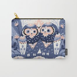 Owl Only Have Eyes For You Carry-All Pouch