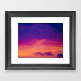 Cloudscapes IV Framed Art Print