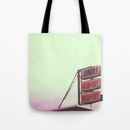 laundra  Tote Bag