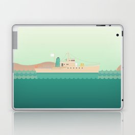 The Life Aquatic with Steve Zissou Laptop & iPad Skin
