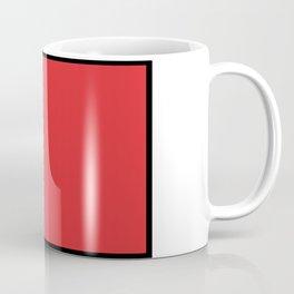 MONDRIAN meet FIBONACCI Coffee Mug