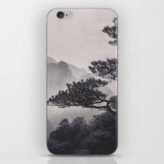Huangshan iPhone & iPod Skin