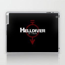 Helldiver of Lykos Laptop & iPad Skin