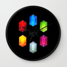 Zelda Just Want Them Rupees Wall Clock