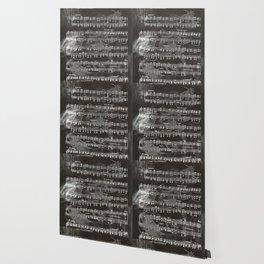 Brahms Sheet Music - Ballade Wallpaper