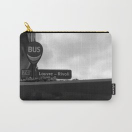 To the louvre Carry-All Pouch