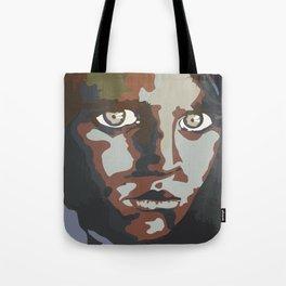 Afgan Girl Tote Bag