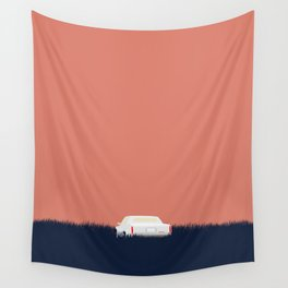 KRIMINALSAGER No.03 Wall Tapestry
