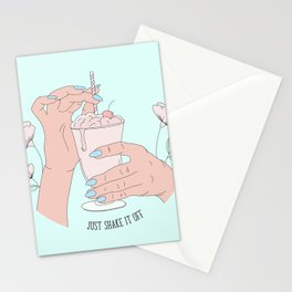 Shake It Out Stationery Cards