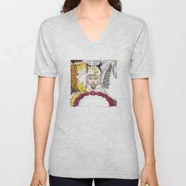 Ability to turn loud sounds into cake Unisex V-Neck