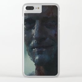Roy Clear iPhone Case